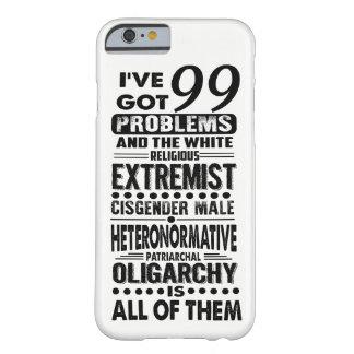Pueden ahora oírle con esto funda barely there iPhone 6