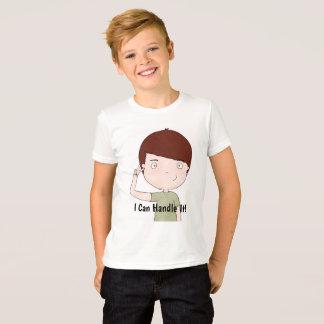 Puedo dirigirlo - camiseta de los niños