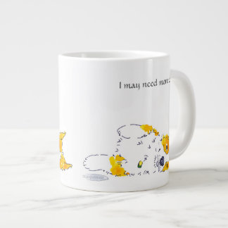 Puedo necesitar más taza del Corgi del café