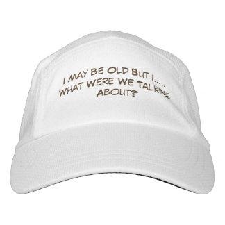Puedo ser gorra viejo