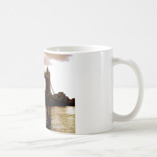 Puente 2 de la torre taza de café