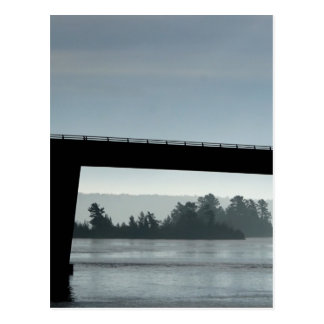 Puente a la isla de San José Postal