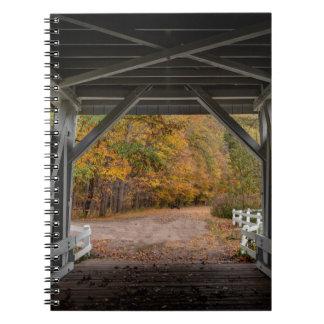 Puente cubierto del camino de Everatt Cuaderno