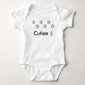 puente de bebé body para bebé