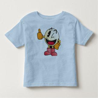 puente de bebé camiseta de bebé