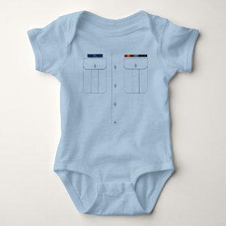 Puente de bebé de la camisa de Trop del