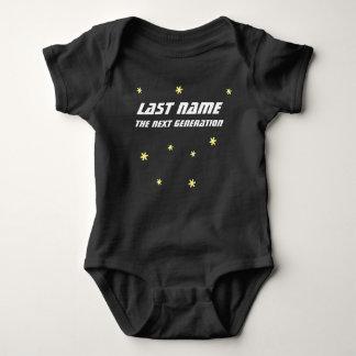 Puente de bebé de la generación siguiente body para bebé
