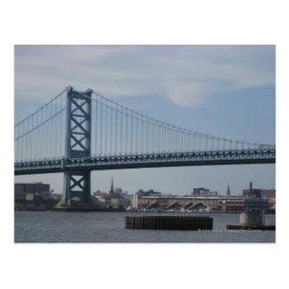 Puente de Ben Franklin Postal