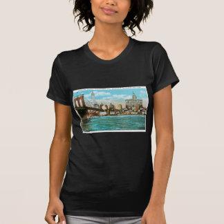 Puente de Brooklyn, Woolworth y Municipal… Camiseta