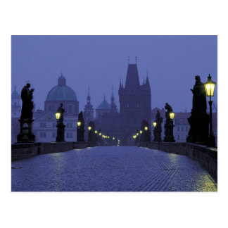 Puente de Charles - Praga Postal