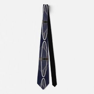 Puente de Dallas Calatrava de la corbata
