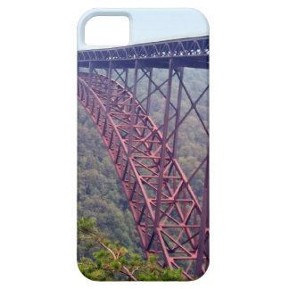 Puente de garganta de nuevo río iPhone 5 Case-Mate protectores