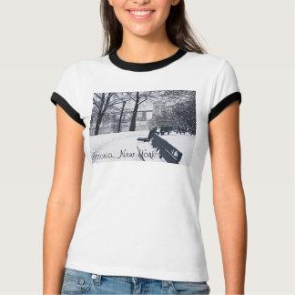 Puente de Hellgate, Astoria, camiseta de NY