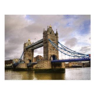 Puente de la torre de Londres Postal