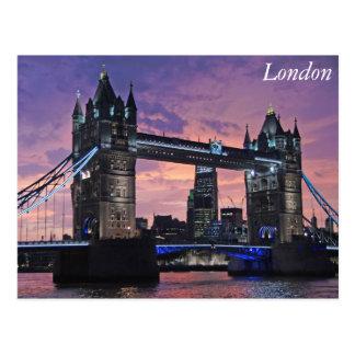 Puente de la torre, Londres Postal