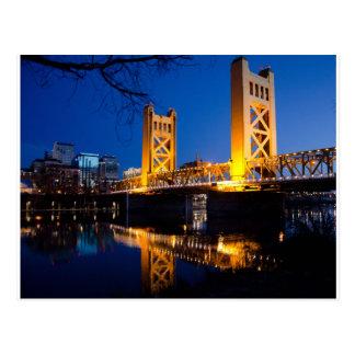 Puente de la torre - Sacramento, CA Postal
