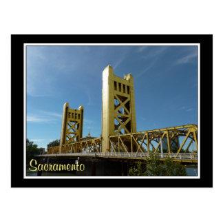 Puente de la torre, Sacramento Postal