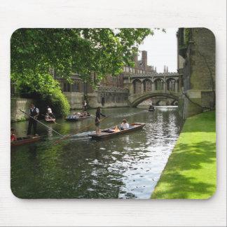 Puente de suspiros, Cambridge Alfombrilla De Ratón