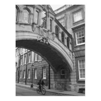 Puente de suspiros, Oxford Postal