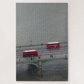 Puente de Thames y rompecabezas de Londres de los