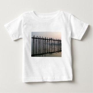 Puente de U Bein, Amarapura Camiseta De Bebé