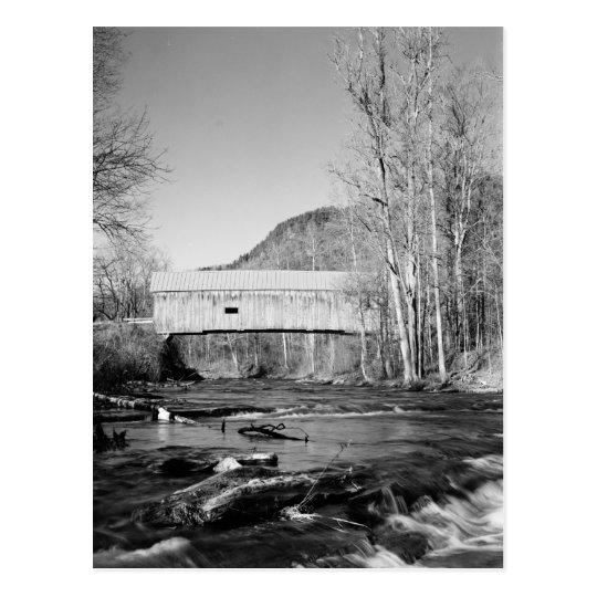 Puente del pedernal postal