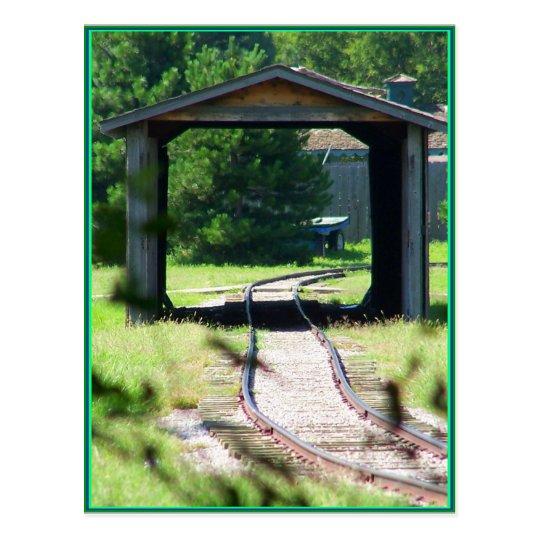 puente del tren postal