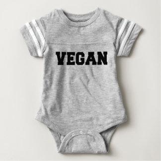 puente del vegano para los bebés body para bebé