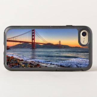 Puente Golden Gate del rastro de San Francisco Bay Funda OtterBox Symmetry Para iPhone 7