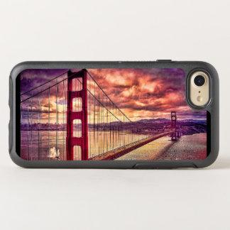 Puente Golden Gate en San Francisco, California Funda OtterBox Symmetry Para iPhone 7