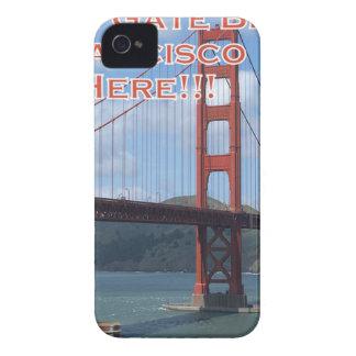 Puente Golden Gate San Francisco California los Funda Para iPhone 4