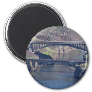 puente imán redondo 5 cm