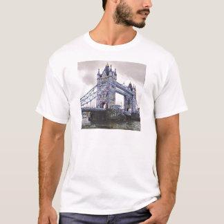 Puente Londres de la torre Camiseta