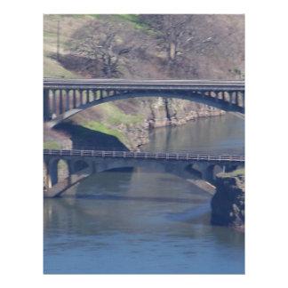 puente membrete a diseño