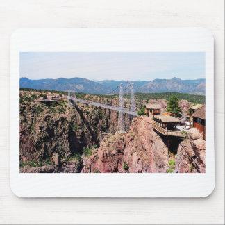 Puente real de la garganta, el más alto de los E.E Alfombrilla De Ratón