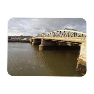 """Puente Reino Unido 3"""" de Rochester"""" imán x4"""