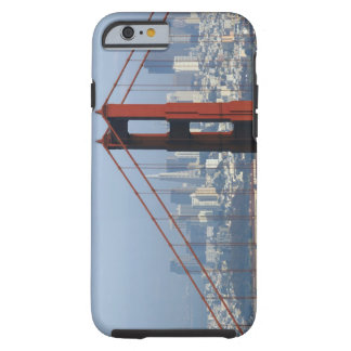 Puente visto San Francisco del Golden Gate del Funda Resistente iPhone 6