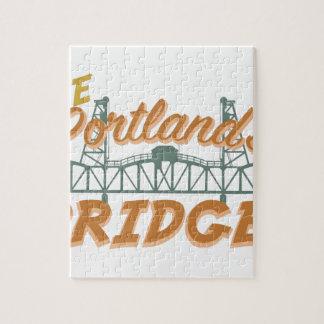 Puentes de Portlands Puzzle