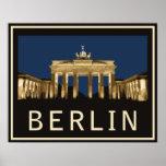Puerta de Berlín Brandeburgo Posters