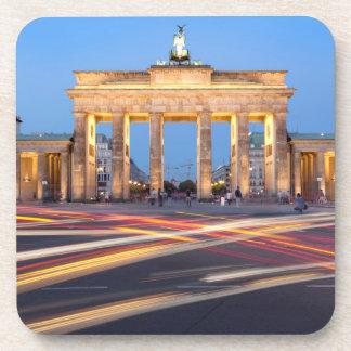Puerta de Brandeburgo en Berlín Posavasos