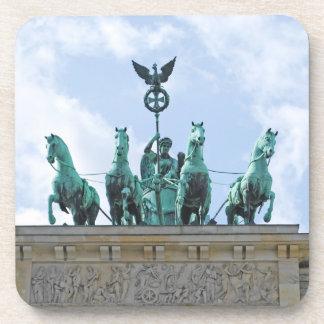 Puerta de Brandeburgo - Tor de Brandenburger Posavasos