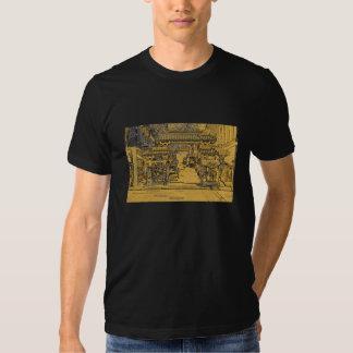 Puerta de Chinatown, SF Camisetas