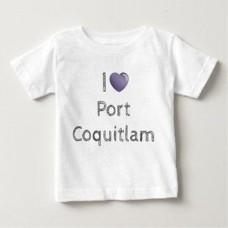 Puerto Coquitlam del 💜 I Camiseta De Bebé