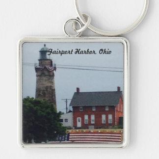 Puerto de Fairport, Ohio 4to del llavero de la