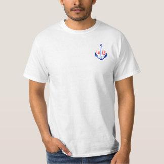 Puerto de LA-LB LALB de camisa del ancla de Long