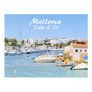 Puerto de Mallorca de ` de Cala d o Postal