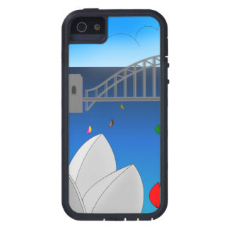 Puerto de Sydney iPhone 5 Case-Mate Funda