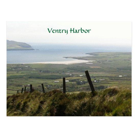 Puerto de Ventry, cañada, Kerry, Irlanda Postal
