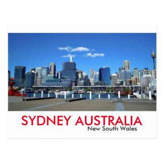 Puerto del querido de Sydney Postal