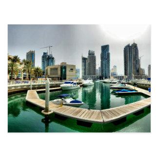 Puerto deportivo de Dubai Postal